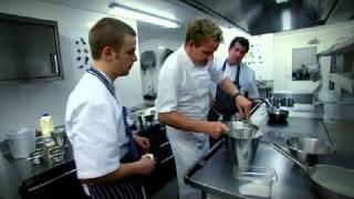 Easy Chocolate Mousse - Gordon Ramsay