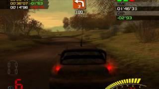 Atari V-Rally 3 Gameplay PC