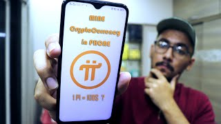 Mine Cryptocurrency on Your Phone | Pi coin Mining Explained | Hindi