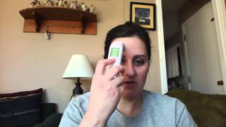Braun Forehead Thermometer Review