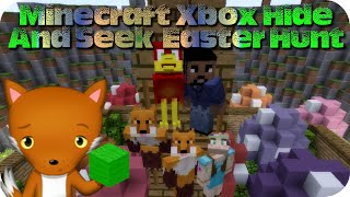 Minecraft Xbox Hide and Seek - Easter Hunt