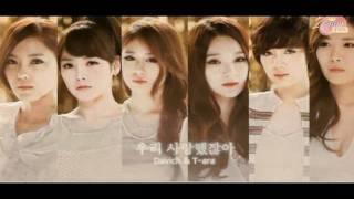 We Were In Love T-ara & Davichi - Beat Instrumental