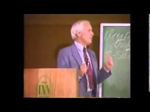 Jim Rohn - You got to dream - set your goals and plan for your life