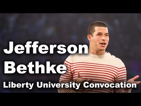 Jefferson Bethke - Liberty University Convocation