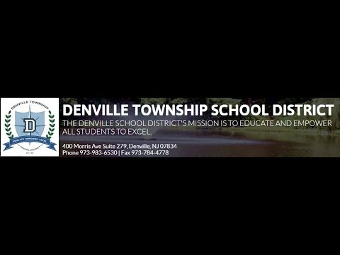 4-9-18 Denville NJ Board Of Education Board Meeting
