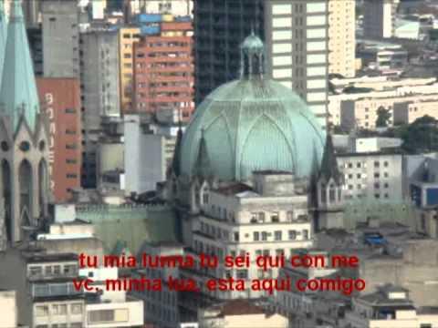 Andrea Bocelli Con Te Partiro Legendado Italiano Portugues Youtube