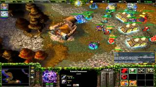 Warcraft 3: The Frozen Throne - Sentinels 06 - Shards of the Alliance