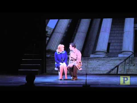 "Highlights from ""Merrily We Roll Along"" at City Center Encores! Part 1"