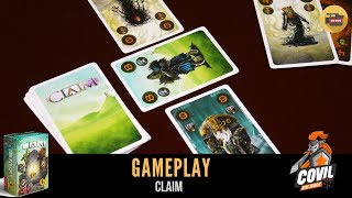 Covil dos Jogos - Gameplay Claim (Ao Vivo)