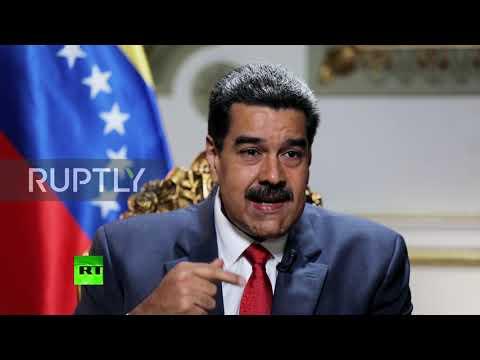 Interview with Venezuelan President Nicolas Maduro - RT *PARTNER CONTENT*