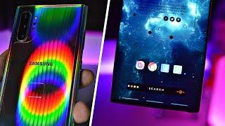 Mira Y Activa Ya Esta Funcion Del  Samsung Galaxy Note 10 Plus  En Cualquier ¡android
