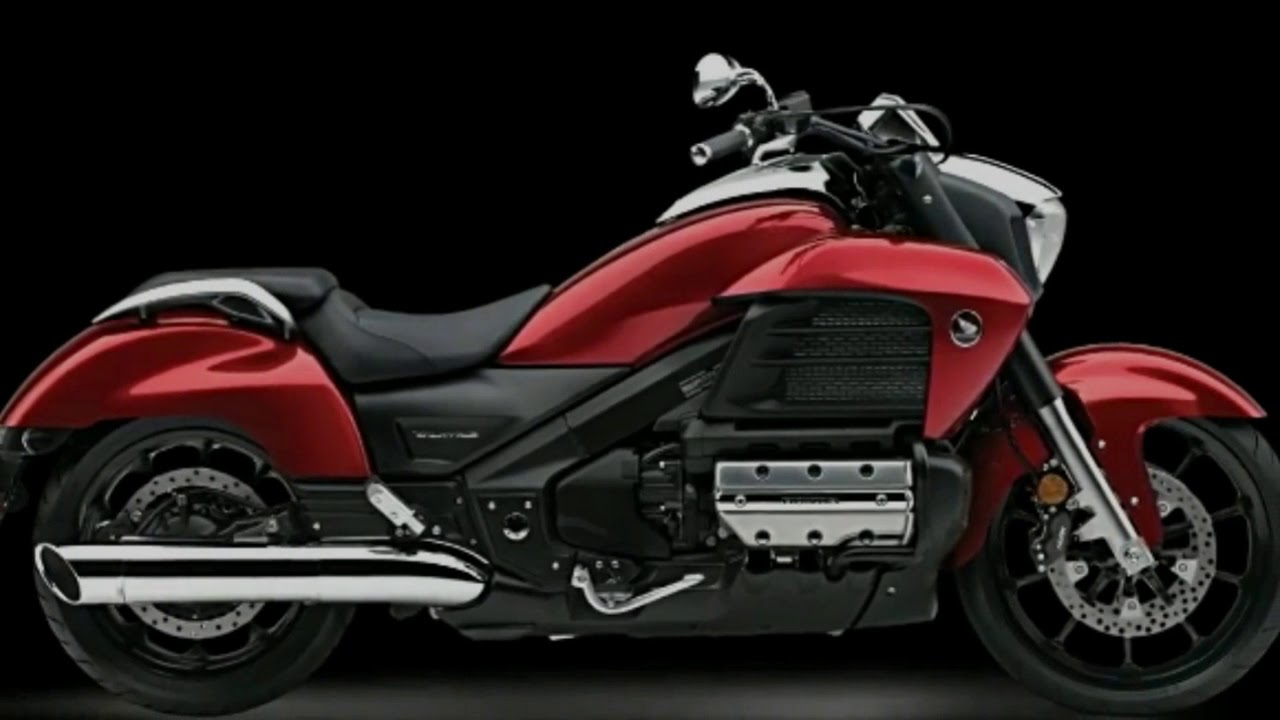 2018 Honda Goldwing Valkyrie New Design Youtube