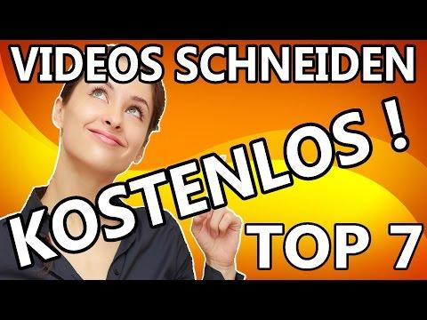 Videobearbeitungsprogramm kostenlos Deutsch. Das Beste zum Videos schneiden bearbeiten TOP 7 ! free Download :popular-software.com