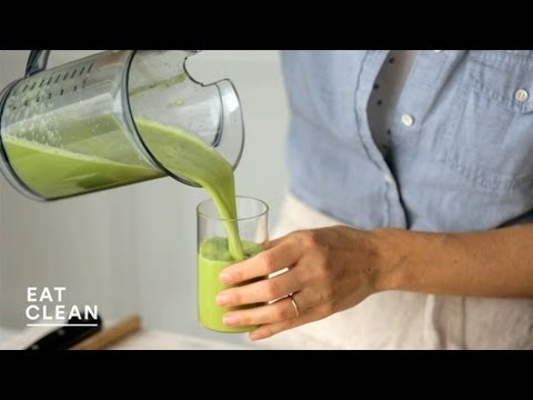 Lemon-Cucumber Apple Juice - Eat Clean with Shira Bocar