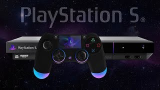 PlayStation 5 - PS5 Reveal : Tech Specs, Design, DualShock 5 | Concept by Captain Hishiro