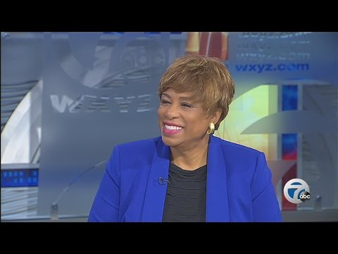 Brenda Lawrence talks about election