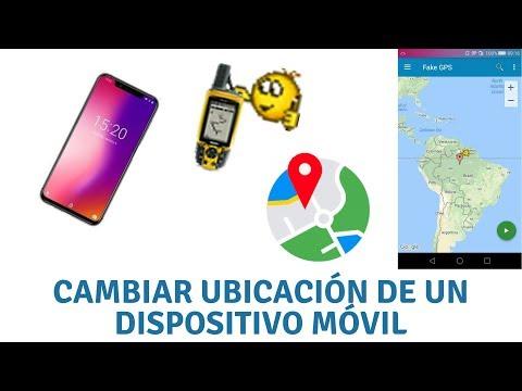 Cambiar Ubicación Física (GPS) De Un Dispositivo Móvil Con Android