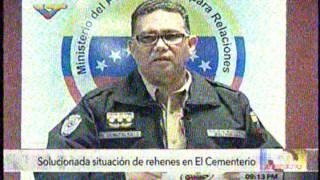 """Ministro González López: """"El Buñuelo"""" era uno de los delincuentes más solicitados"""