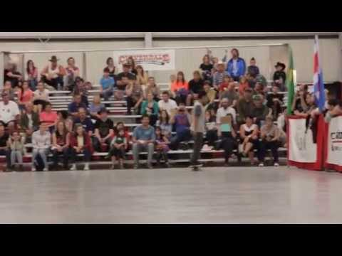 2014 World Skateboarding Championship Freestyle (4629)