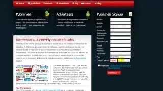 como funciona peerfly español  registrarte ya