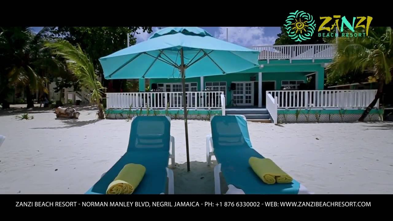 Zanzi Beach Resort Promotional Video 2016 Ok