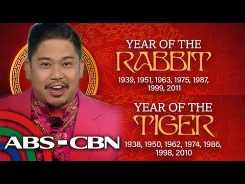UKG: Year of the Rabbit and Tiger | Kapalaran 2019 with Master Hanz