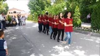 «Արեգ» ազգագրական պարի խումբ- Քերծի Resimi
