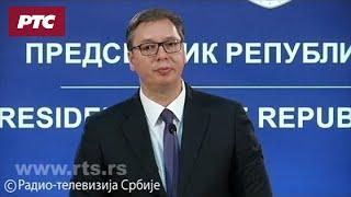 Vučić: Idem na Kosmet, prvo na Gazivode