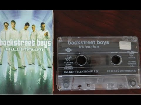 Backstreet Boys | Millennium Cassette Album | Show Me The Meaning of Being Lonely With Lyrics