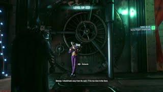 Batman Arkham Knight PS4 PRO blind playthrough Part 4