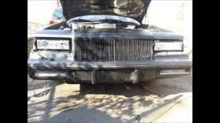 84 Buick regal with 94 Suburban single projector headlights (HOW TO PICS)