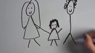 Ik teken mijn familie! - My life as Elize