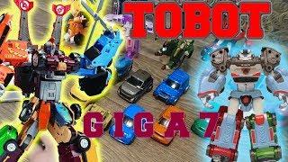 TOBOT ★ Tobot Y ★ Tobot Z
