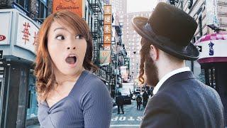 Jewish Guys Shock Buddhist Priest with Perfect Mandarin