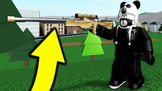 NEW SNIPER GUN IN PRISON LIFE 3.0?! (Roblox)