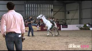 Part Two | Jason Webb and Charlie Unwin | Your Horse Live 2011
