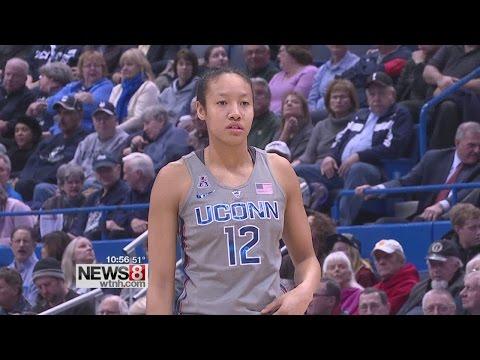 Saniya Chong Chosen In 3rd Round Of WNBA Draft