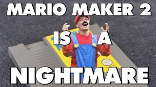 Mario Maker 2 Is An Absolute Nightmare - This Is Why - Epilogue