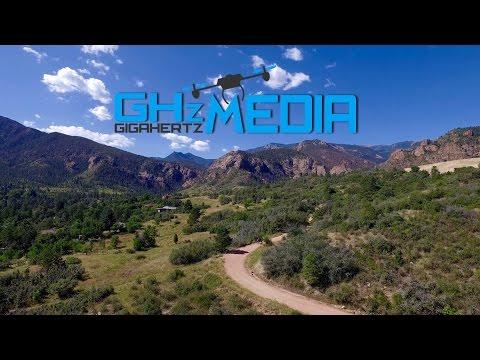 GHz Media: 4K Colorado Fall