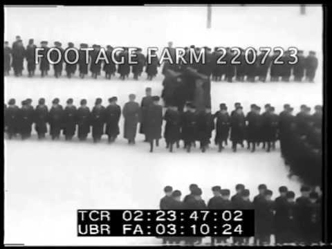 Suvorov Military School for Soviet Boys; Leningrad Naval Academy 220723-04 | Footage Farm