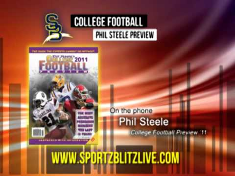 Phil Steele College Football Preview 2011 - Interview