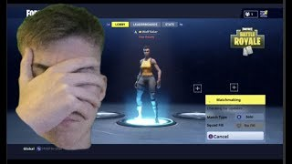 Reacting to my first win on Fortnite! (Season 0 Gameplay)