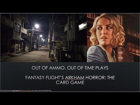 Arkham Horror LCG. The Midnight Masks Part 2. Daisy Walker