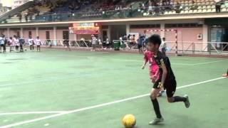 國慶盃小學五人足球比賽 – 2015 ( 石鐘山 vs 梨木