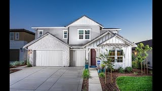 Residence 3411 at Oakleaf at Folsom Ranch | New Homes by Lennar
