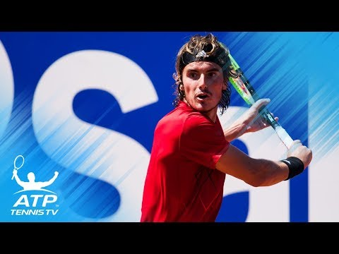 Stefanos Tsitsipas: Big Wins & Best Shots from Brilliant Barcelona 2018 Run
