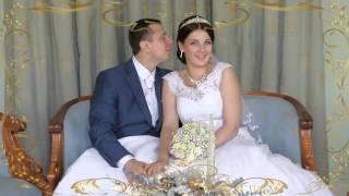 Заставка для Свадебного видео Дмитрия и Ирины
