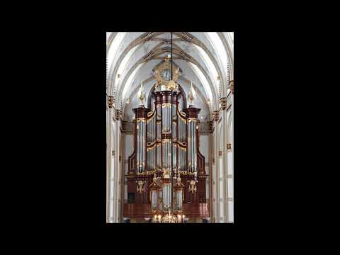 Samenzang Psalm 103 vers 1 en 2 ( 2 Bovenstem ) Sint Maartenskerk Zaltbommel.