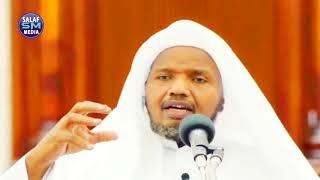 Taariikhda  xifdiska  iyo Barashada Quraanka ee somaliya ┇► Sh Abdirashid Sh Ali sufi