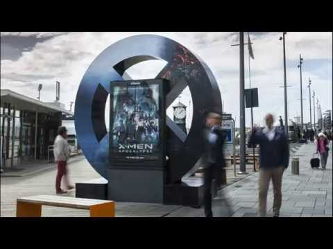 X-Men and JCDecaux – Seaside Innovate in Oslo